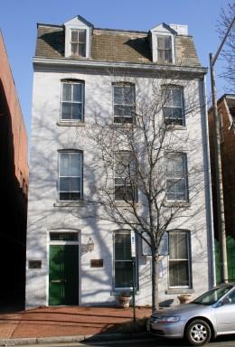 Freedom House at 1315 Duke Street