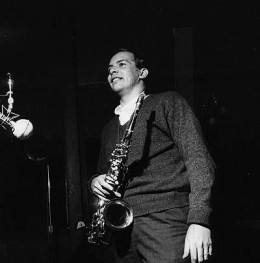 Jazz Legend Jackie McLean on a 1960s Blue Note Session