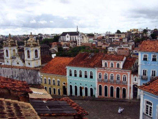 The old part of the city, Pelourinho   http://media-cdn.tripadvisor.com