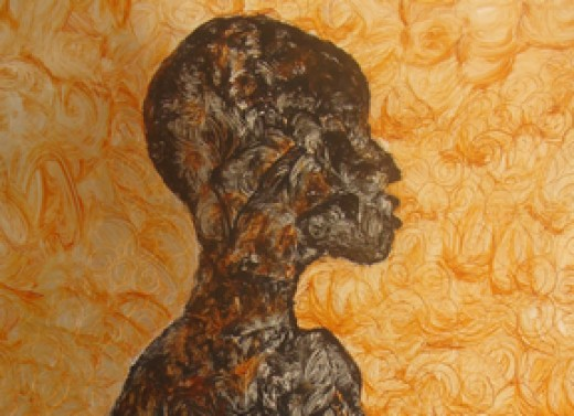 Sunset Dreams: African Art by Injete Chesoni from http://poetry-and-art-by-injete-chesoni.blogspot.com/
