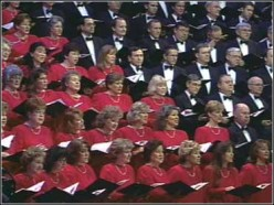 The Mormon Tabernacle Choir Americas Choir New Album No. 1 On The Charts