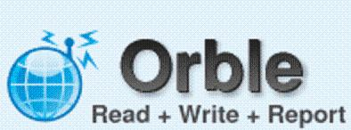 Orble blogs increase traffic.    Orble logo copyright Orble.com 2010.