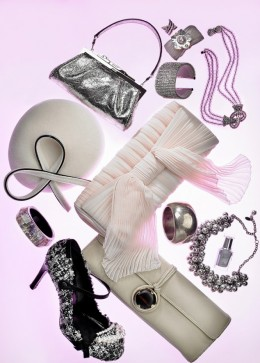 Silver accessories from dailymail.uk