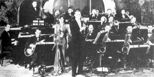 Benny Goodman at The Pallomar
