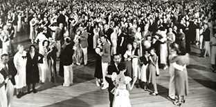 The Casino Ballroom circa 1937