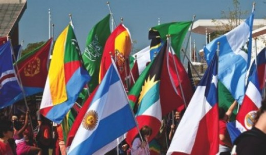 Did you know that . . . Vexillology is the study of flags.
