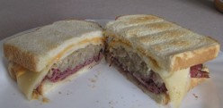 How to make the BEST Reuben Sandwich!