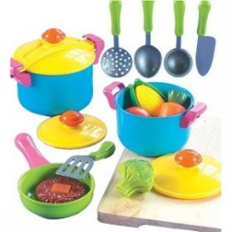 Young Chef toy cooking set