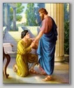Philemon and Onesimus