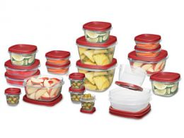 Enjoy low cost, versatile, innovate food storage containers from Rubbermaid