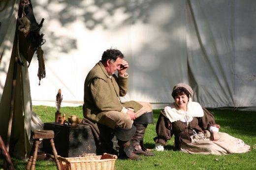 Scottish families found Georgia to their liking