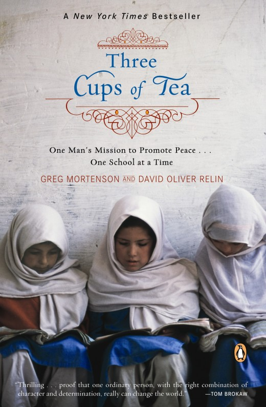 three cups of tea response essay hubpages book cover