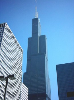 Sears Tower, Chicago.