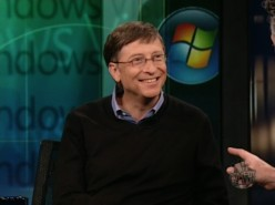 CEO Bill Gates - Microsoft Corporation
