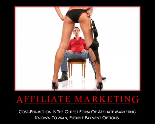 Increase sales by creating your own affiliate website.  Image taken from http://toprankedwebsite.com.au/blog/wp-content/uploads/2009/11/affiliate-marketing.jpg and copyright as such 2010.