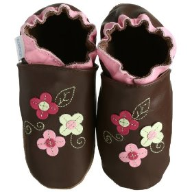 Robeez leather baby shoes