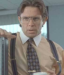 Mmmmm....Peter....did you get the memo about the cover sheet for the TPS report???
