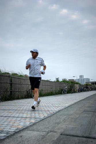 Jog to the Gym