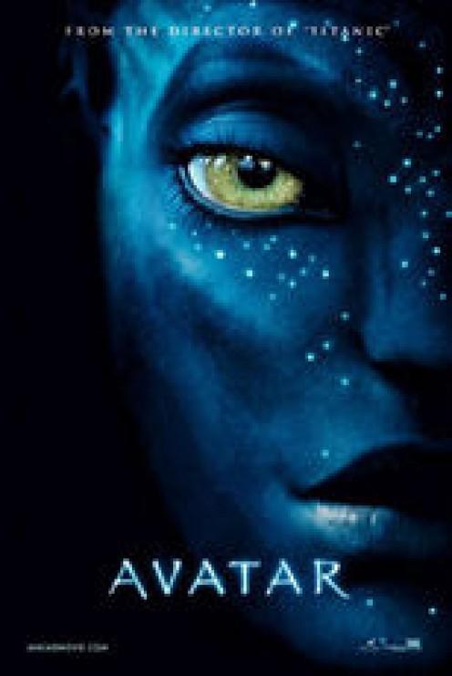Original Avatar Movie Poster