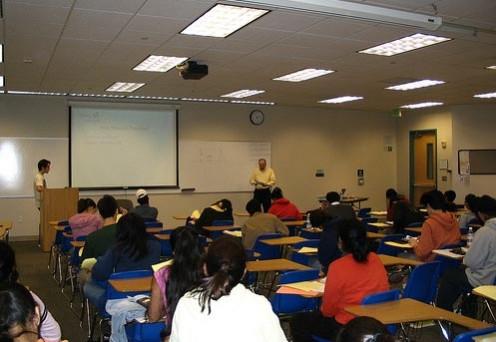Live Campus Class