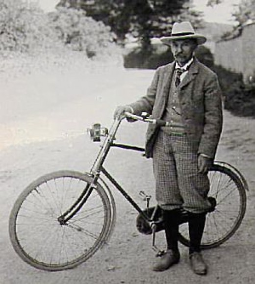 Thomas Hardy. Image Credit: Google Images