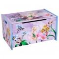 Disney Fairies toy box for girls