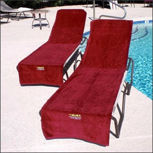 Toushee Lounge Chair Covers