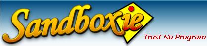 Sandboxie Virtual Sandbox