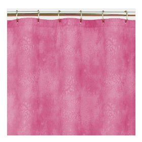 Pink Shower Curtain & Pink Shower Liners Guide!