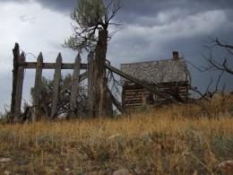 Deserted Swamp cracker home