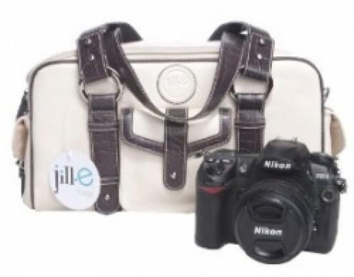 Jill-e premium camera bag