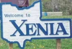 On The Road: Xenia, Ohio