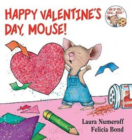Happy Valentine's Day Mouse