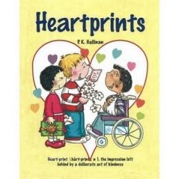 Heartprints by P.K. Halinan