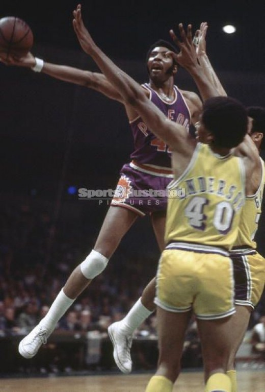 Before LeBron and Kobe, before Jordan, before Dr. J., there was the Hawk--Connie Hawkins.