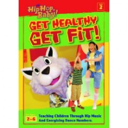 Hip Hop exercise DVD for kids