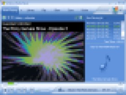 A screenshot of Windows Media Player