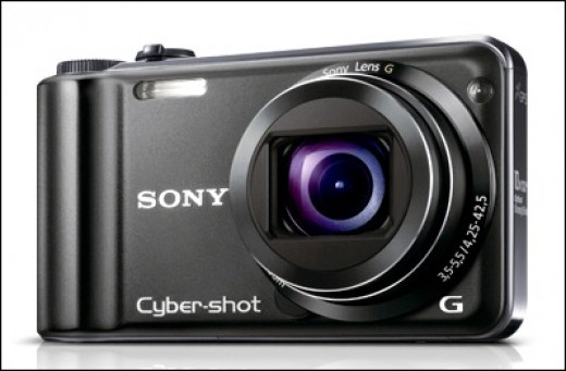 Sony Cyber-Shot DSC-HX5V Digital Camera