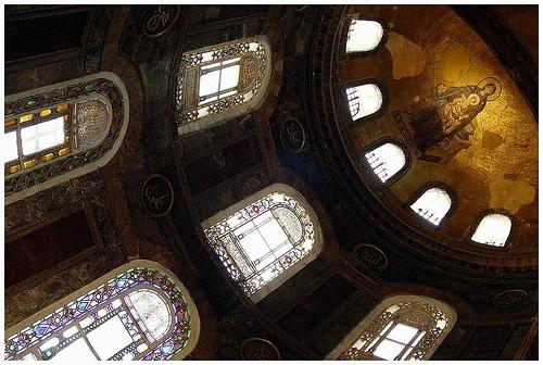 Hagia Sophia, Istanbul Photo: RK Catch
