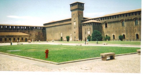 Castle Sforzesco