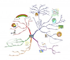 The Mind Map as a Creative Thinking Mechanism