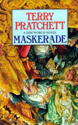 In Discworld's Maskerade the The Witches Return!