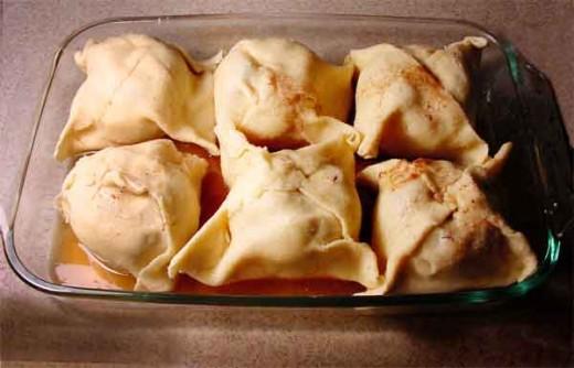 Apple Dumplings Made Easy