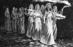 The Ten Virgins (Mat 25)