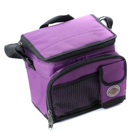 Durable Deluxe Insulated Lunch Bag