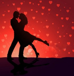The dance of love