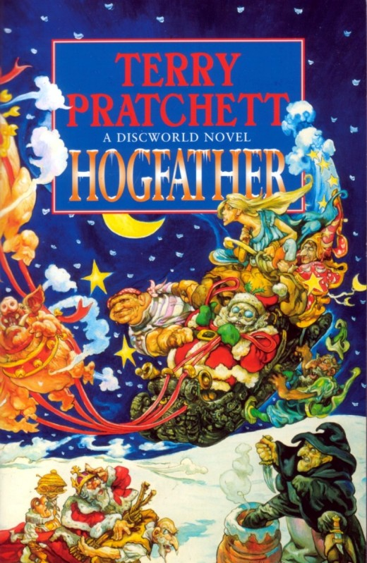The Hogfather comes to the Discworld books!