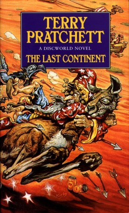 Rincewind returns to save the continent of Fourecks in this great Discworld Novel.