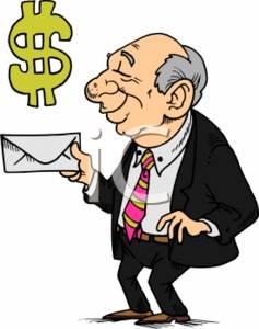 spam money