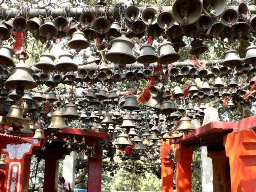 Temple of bells -Chitai Temple